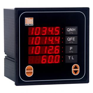 Barometer Pressure Display