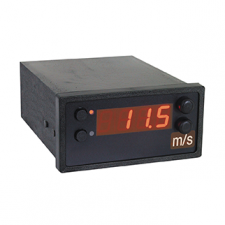 Digital Display Wind Velocity (Analogue)