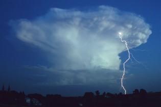 Thunderstorm Detection