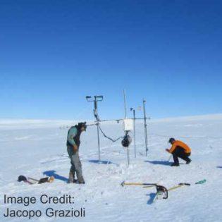 APRES3, Antarctica