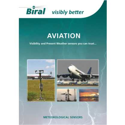 Biral's Aviation Brochure