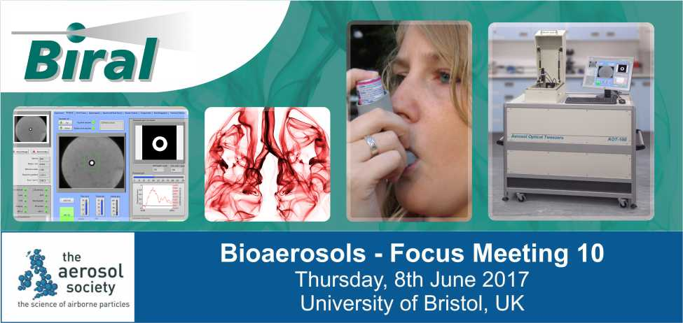 Bioaerosols Focus Meeting 10