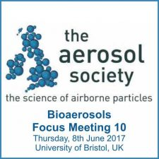 Bioaerosols Focus Meeting 10 – 8th June 2017