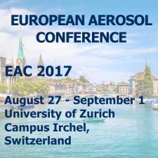 EAC 2017 – European Aerosol Conference