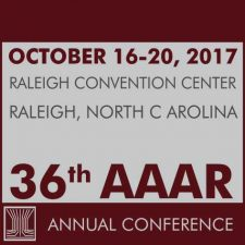 American Association for Aerosol Research – 36th Annual Conference