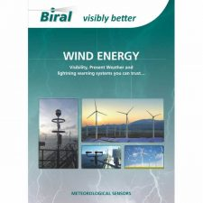 Biral Launches New Wind Energy Brochure