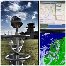 Biral's Thunderstorm Detector proving its worth at Eindhoven Air Base