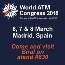 World ATM Congress – 6-8 March 2018