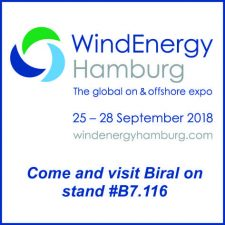 Biral to Exhibit at Wind Energy Hamburg