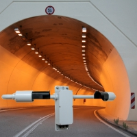 Biral's RWS-30 The Perfect Solution for Road Tunnel Applications