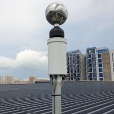 Singapore Culture Hub installs Biral thunderstorm detector