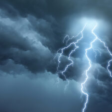 The future is not forecast: How lightning is affected by climate change